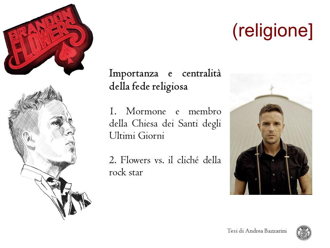 (religione] Importanza e centralità della fede religiosa